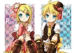 Kawaii Rin and Len