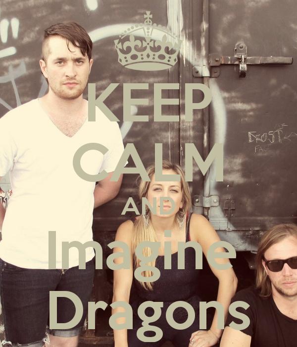 Keep Calm and Imagine naga