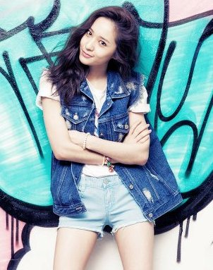 Krystal Jung - Vogue Girl April 2013