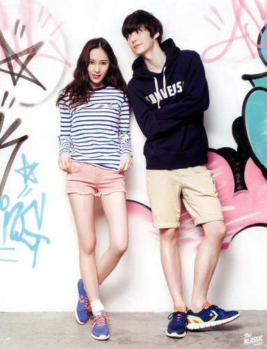 Krystal Jung - Vogue Girl April 2013