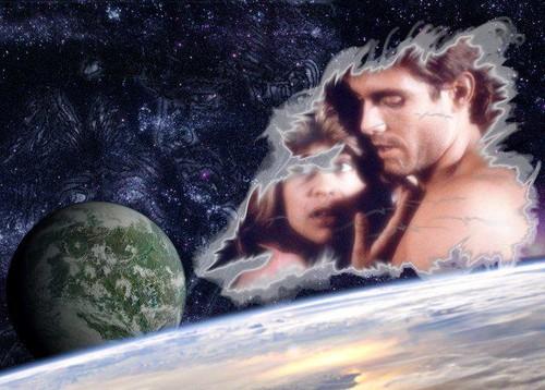 Kyle Reese & Sarah Connor