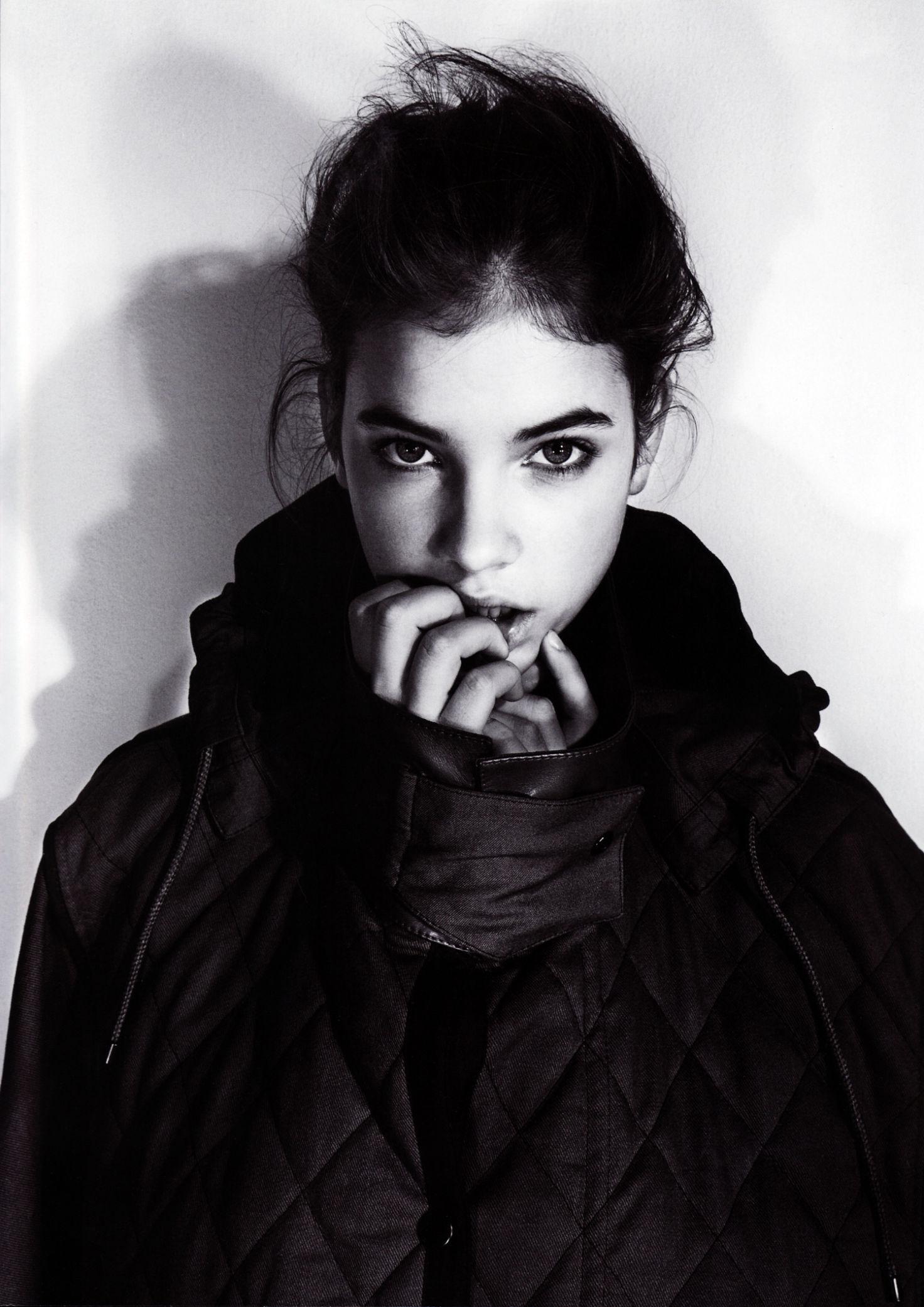 Barbara Palvin (Model) L'OFFICIEL RUSSIA, MARCH 2010