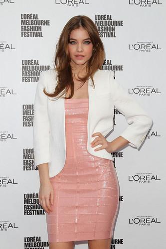L'oreal Melbourne Fashion Festival 2013