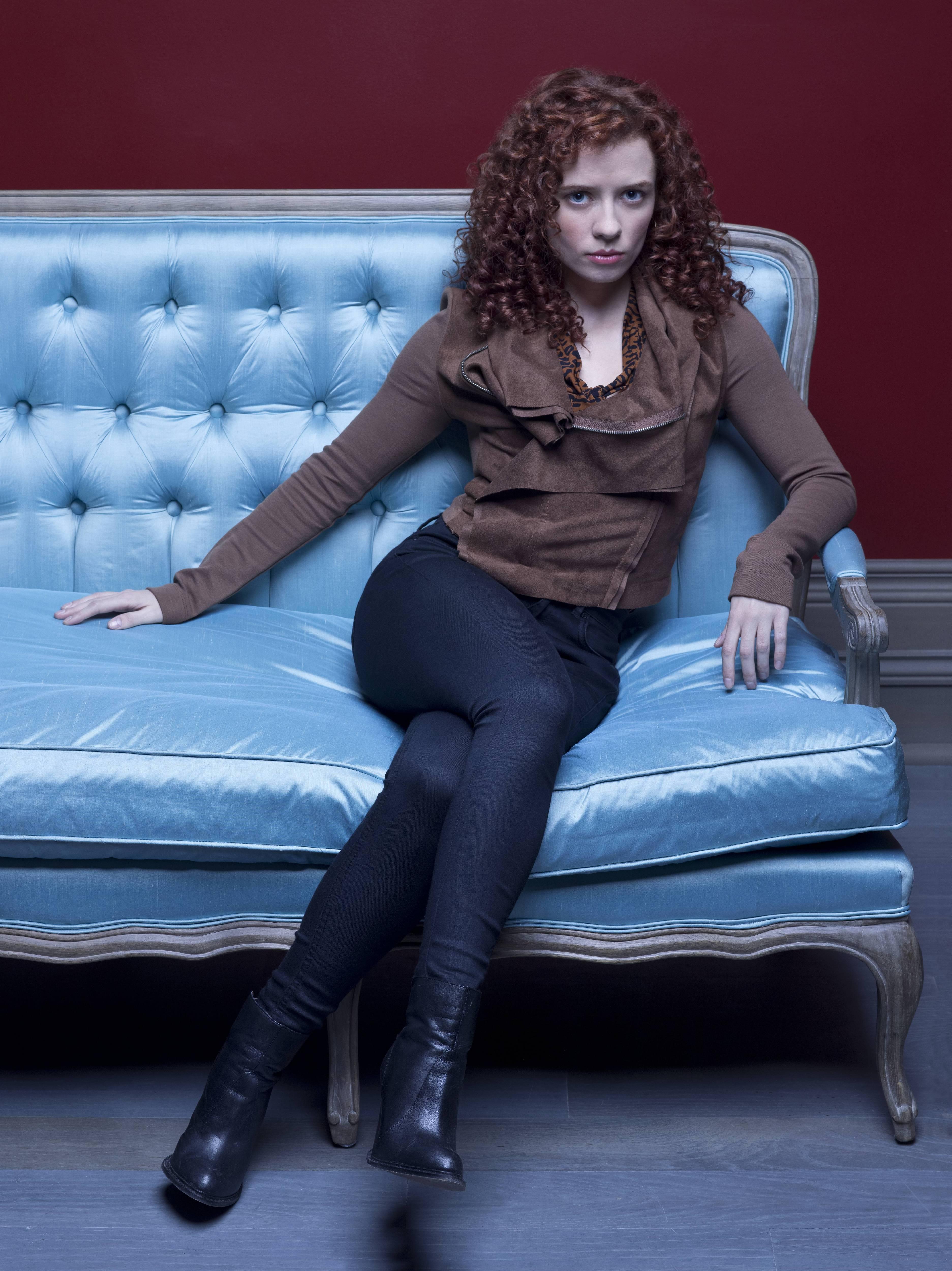 Lara Jean Chorostecki as Freddie Lounds