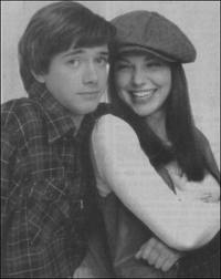 Laura and Topher Grace