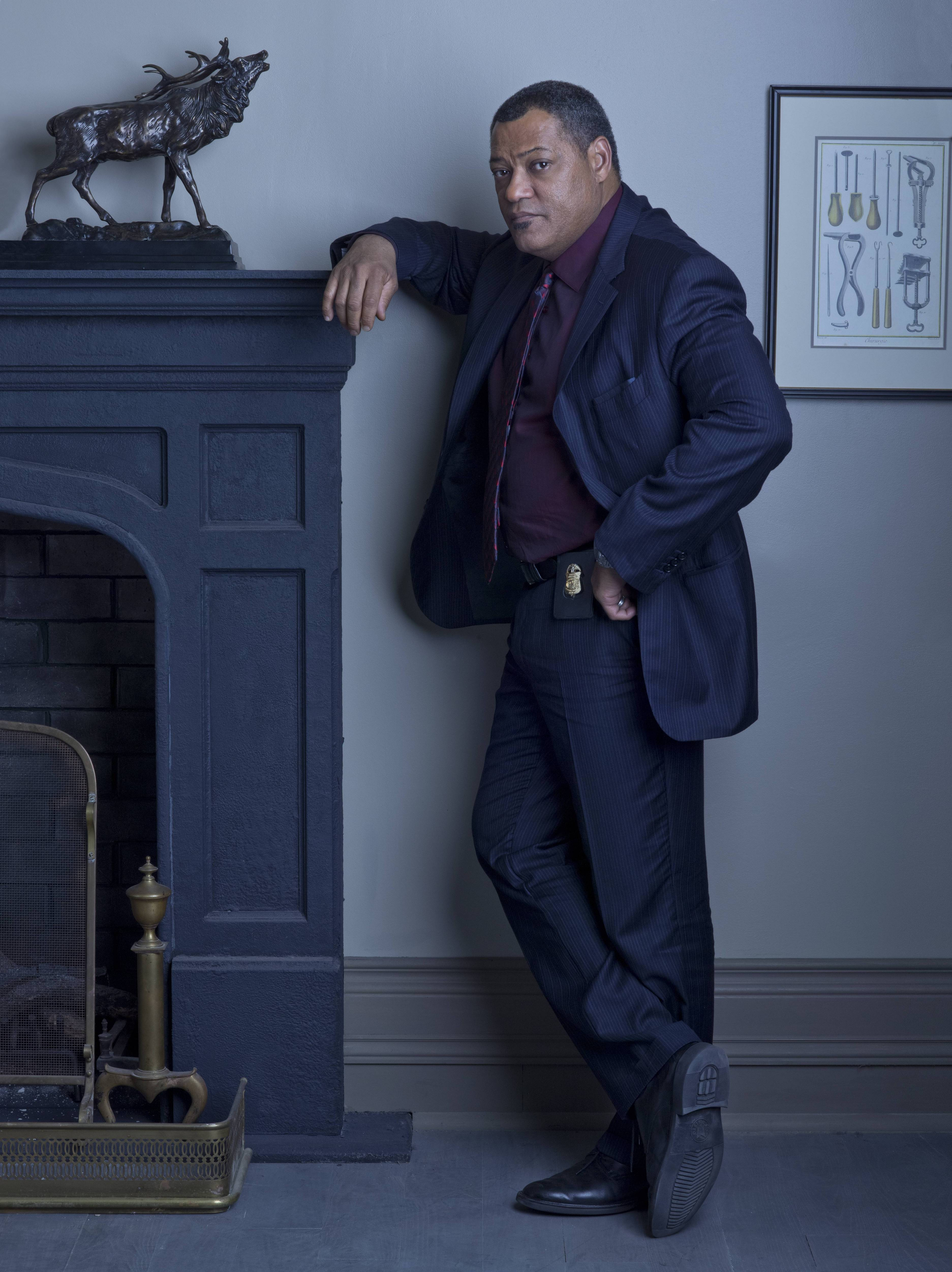 Laurence Fishburne as Agent Jack Crawford