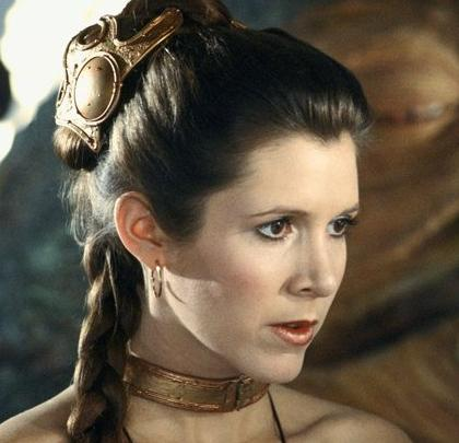 Princess Leia Organa Solo Skywalker wallpaper containing a portrait called Leia