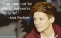 Louis Quotes - louis-tomlinson fan art