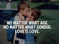 Love is Love...and Gay is Okay ^.^ - gay-rights photo