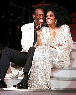 Luther Vandross And Diana Ross