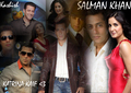 Luv u salman  - salman-khan fan art