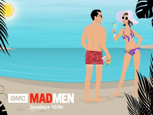 Mad Men Season 6 wallpaper