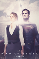 Man of Steel (Fa-Made) Poster - man-of-steel photo