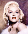 Marilyn in white - marilyn-monroe photo