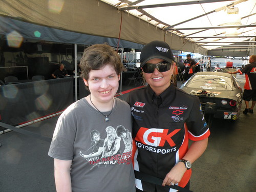 Me with Erica-Enders Stevens