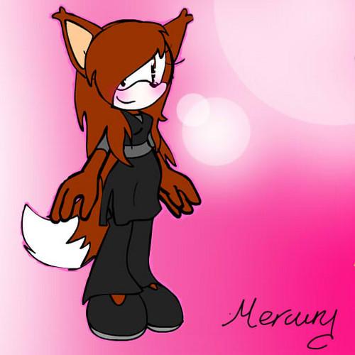 Mercury the echidna-fox