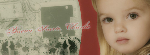 Mia Talerico as Charlie