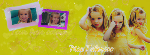 Mia Talerico wallpaper called Mia Talerico as Charlie