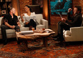 Michael Rooker, Aisha Taylor, and Chris Hardwick - the-talking-dead photo