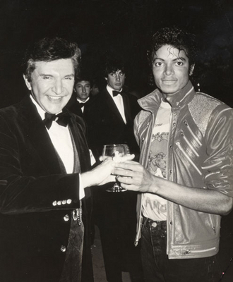 Michael and Liberace