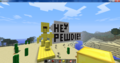 Minecraft Stephano :D - pewdiepie fan art