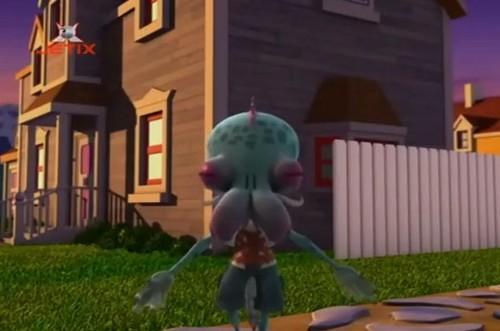 Mr Smith Alien