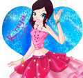 My OC Kriya - the-winx-club fan art