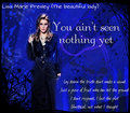 My edit - lisa-marie-presley fan art