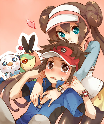 Pokemon Rosa And Nate Images | Pokemon Images