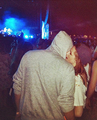 New Fanpic of Rob and Kristen at Coachella (13th April 2013) - robert-pattinson-and-kristen-stewart photo