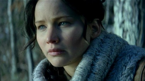 凯特尼斯·伊夫狄恩 壁纸 called New Image of Katniss from Catching 火, 消防