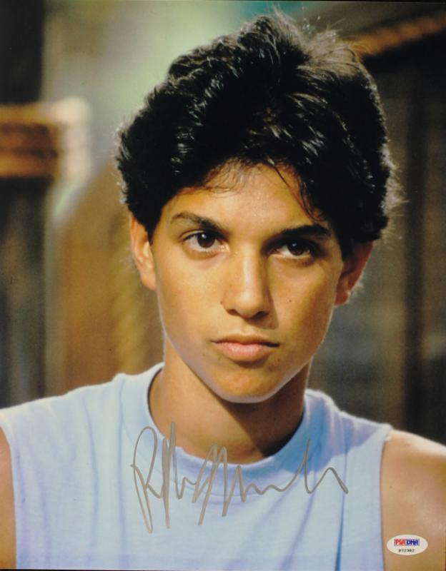 Karate Kid Ralph Macchio Looking young a...
