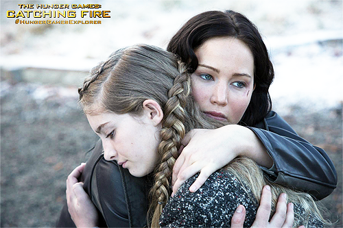 New official 'Catching Fire' movie still