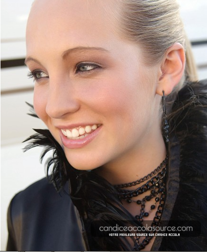 New outtakes from Candice's 2008 photoshoot سے طرف کی Matt Dunn.