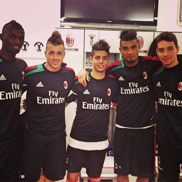 el shaarawy fotos 2012 !! - YouTube