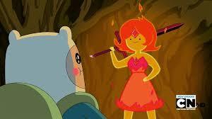 Nice Flame Princess