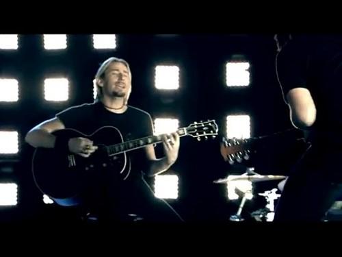 ニッケルバック - If Today Was Your Last 日 {Music Video}