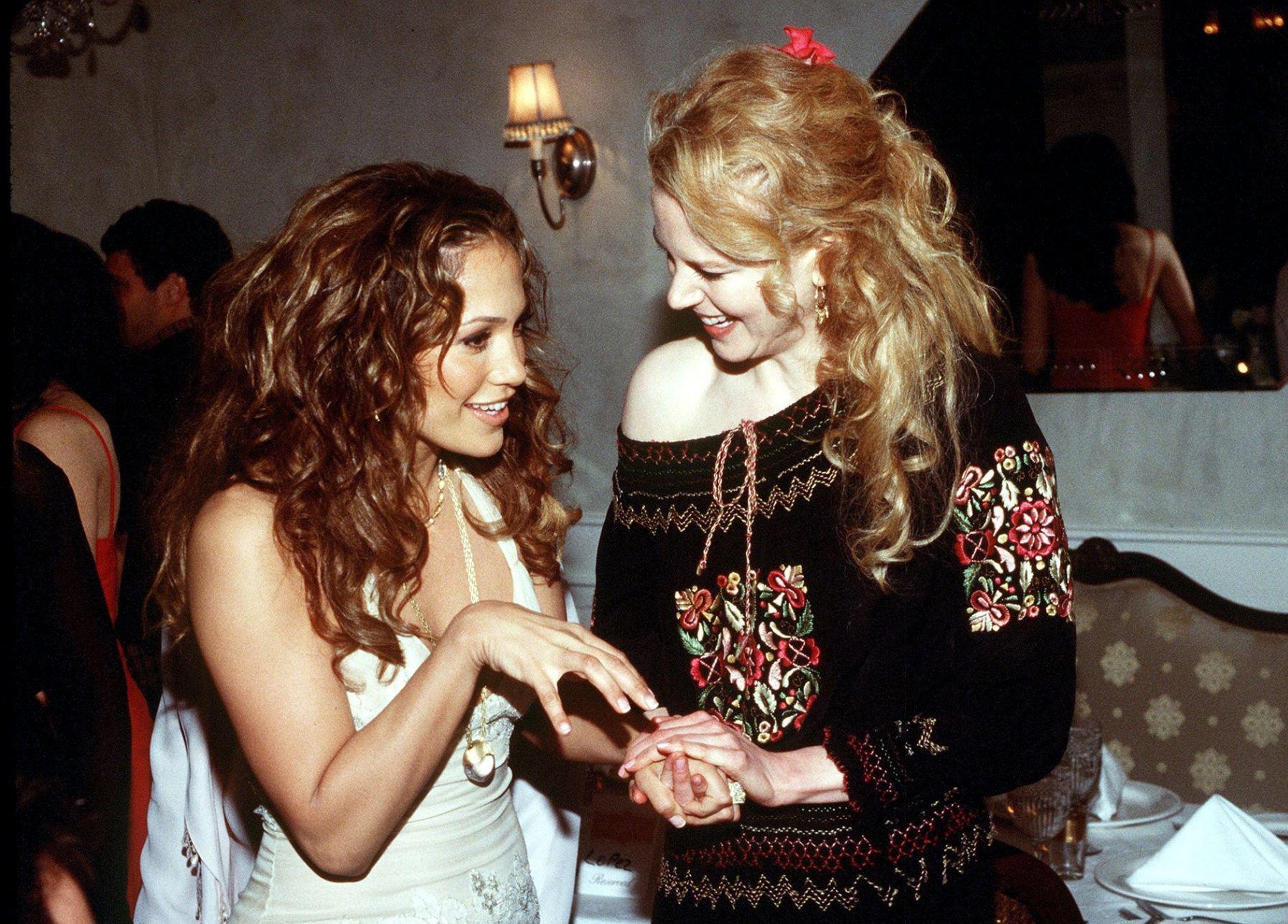 Nicole and J-Lo