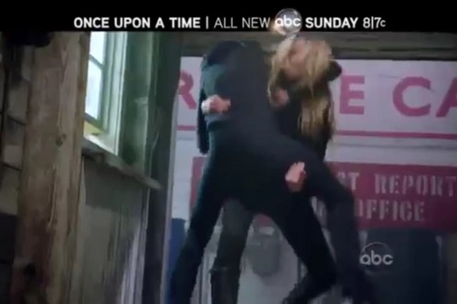 OUAT 2x19-'Lacey' (*•EMMA ATTACKS SOMEONE!! GINA/TAMARA??!•*