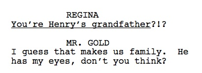 OUAT 2x19-'Lacey' (Gina finds out about Nealfire & Grandapaskiktskin! ;D)