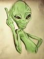 PAUL - aliens fan art