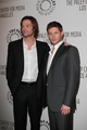 Paley fest 2011 - jared-padalecki-and-jensen-ackles photo