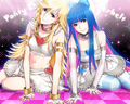 Panty and stocking - panty-and-stocking-with-garterbelt photo