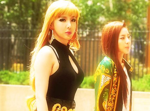 Park Bom~ ♥ ♥