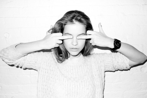 Photoshoot: Barbara Palvin দ্বারা Terry Richardson (February 2013)