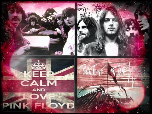 粉, 粉色 Floyd