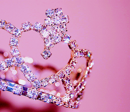 Pink things images pink tiara wallpaper and background for Pretty princess wallpaper