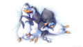PoM - Sleep together - penguins-of-madagascar photo