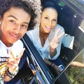 Princetyboo is with Tamar Braxton!!!! XO :D :) ;* ;D <3 - princeton-mindless-behavior photo