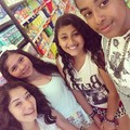 Princetyboo is with his cousin, Bella &amp; his friends in the grocery store!!!!! :D &lt;3 ;D ;* :* ; { )  - princeton-mindless-behavior photo